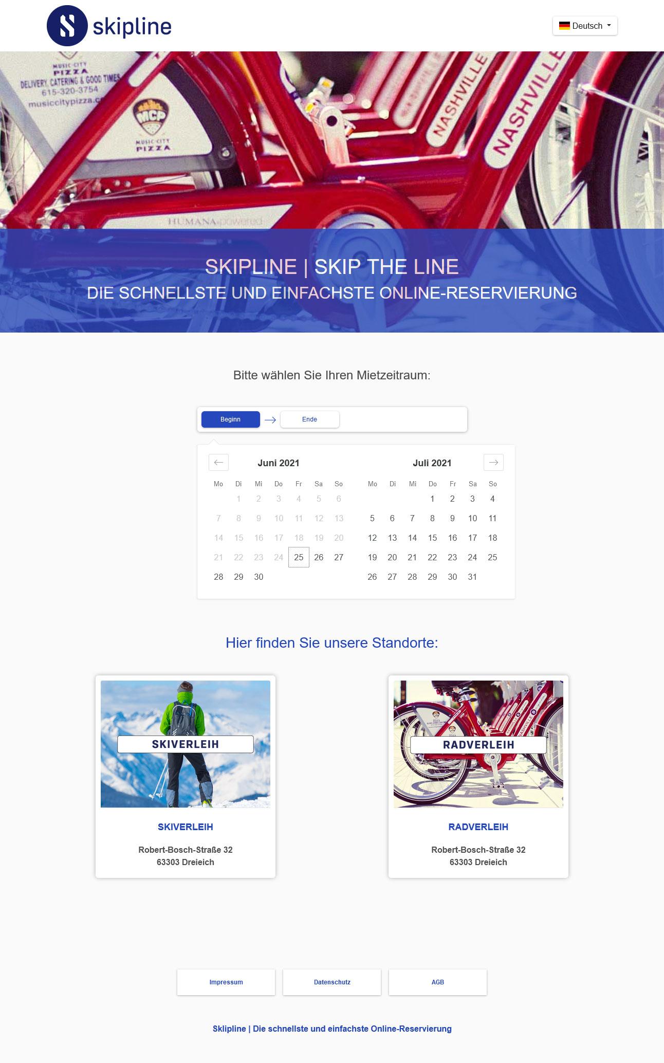 skipline_landingpage_bike_online_reservierung