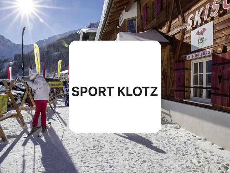 SPORT KLOTZ | BERGWANG
