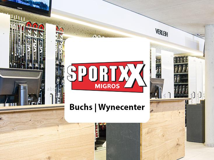 SPORTXX | BUCHS WYNECENTER