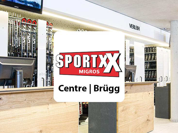 SPORTXX | CENTRE BRÜGG