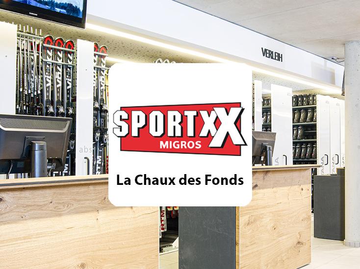 SPORTXX | LA CHAUX DE FONDS