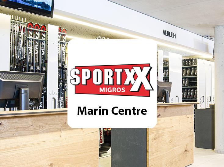 SPORTXX | MARIN CENTRE
