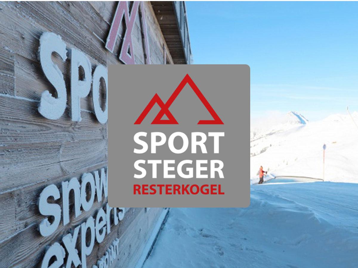 SPORT STEGER | RESTERKOGEL