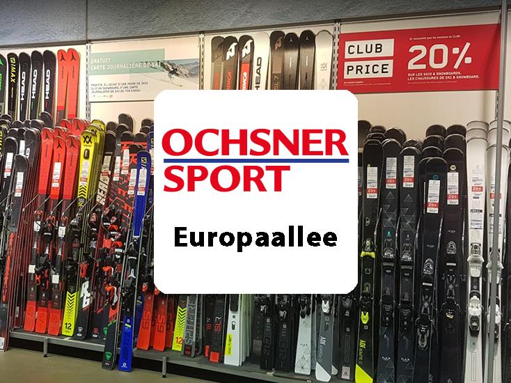 OCHSNER SPORT | EUROPAALLEE