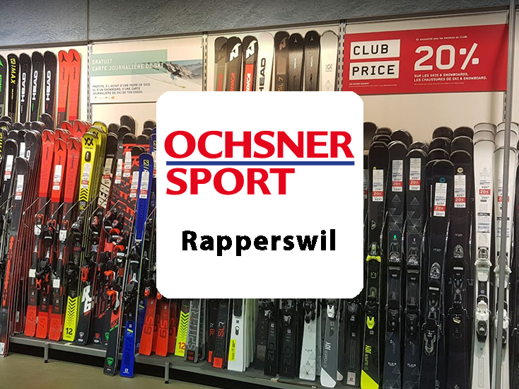 OCHSNER SPORT | RAPPERSWIL